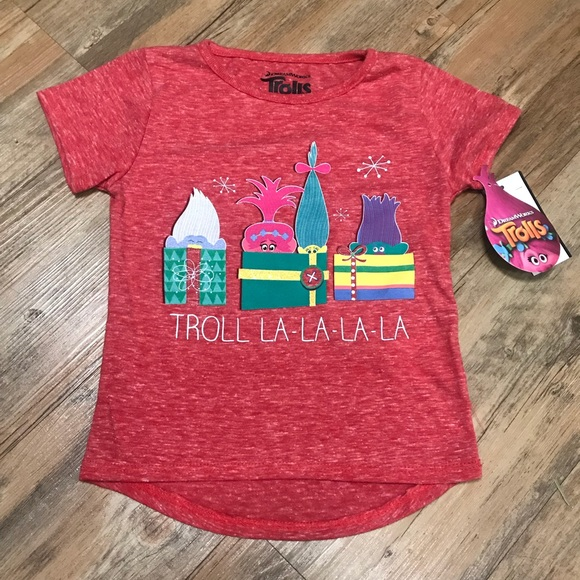 bc607d55 dreamworks Shirts & Tops | Kids Troll Shirt | Poshmark